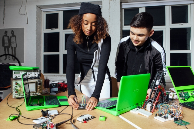 What is Learning by Making and Why Does it Work? | pi-top education